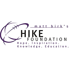 Matt Birk's Hike Foundation