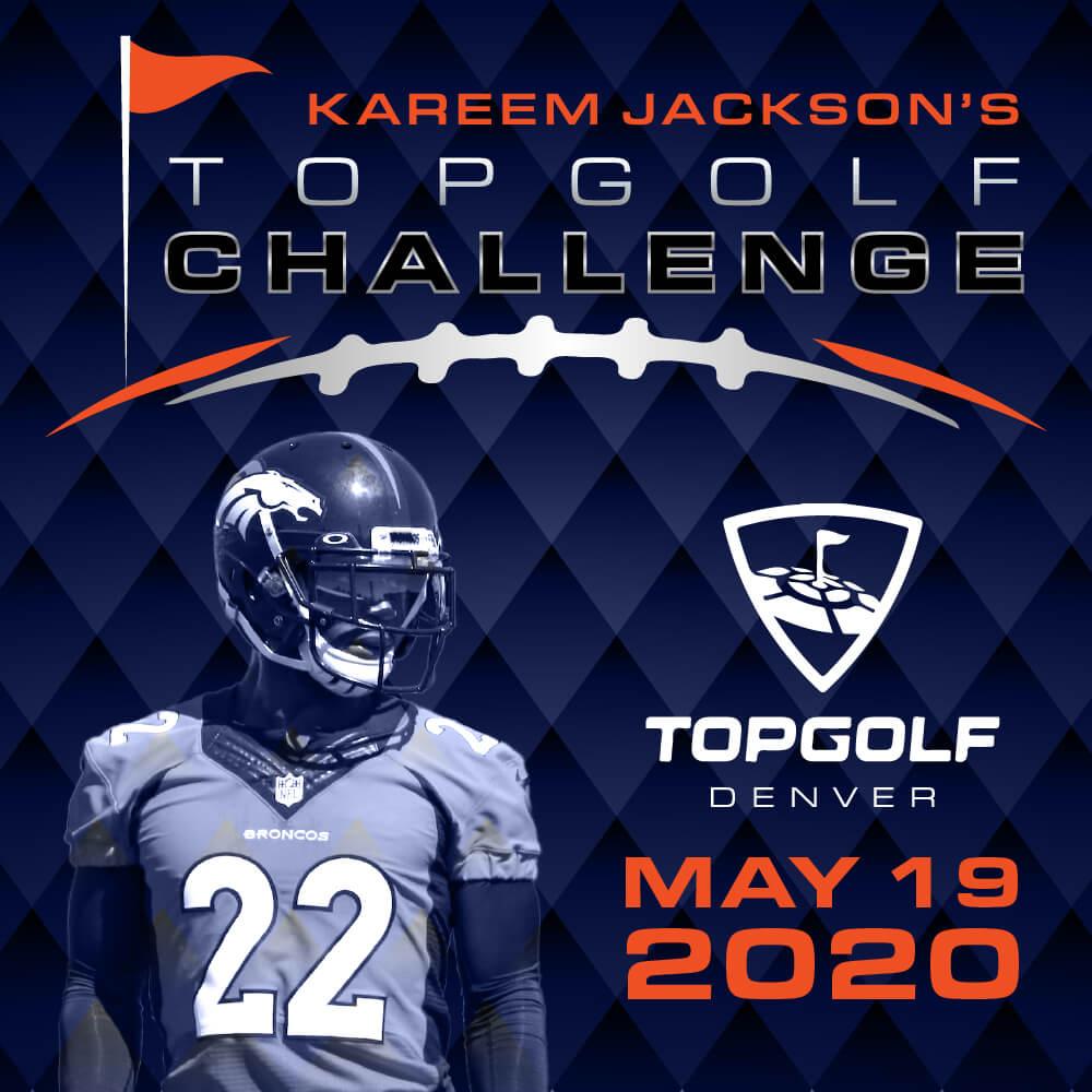 Kareem Jackson's TopGolf Challenge