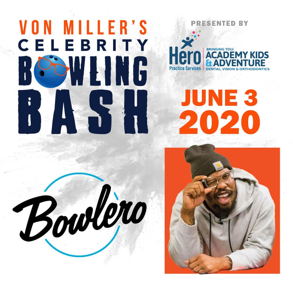 Von Miller's 2020 Celebrity Bowling Bash