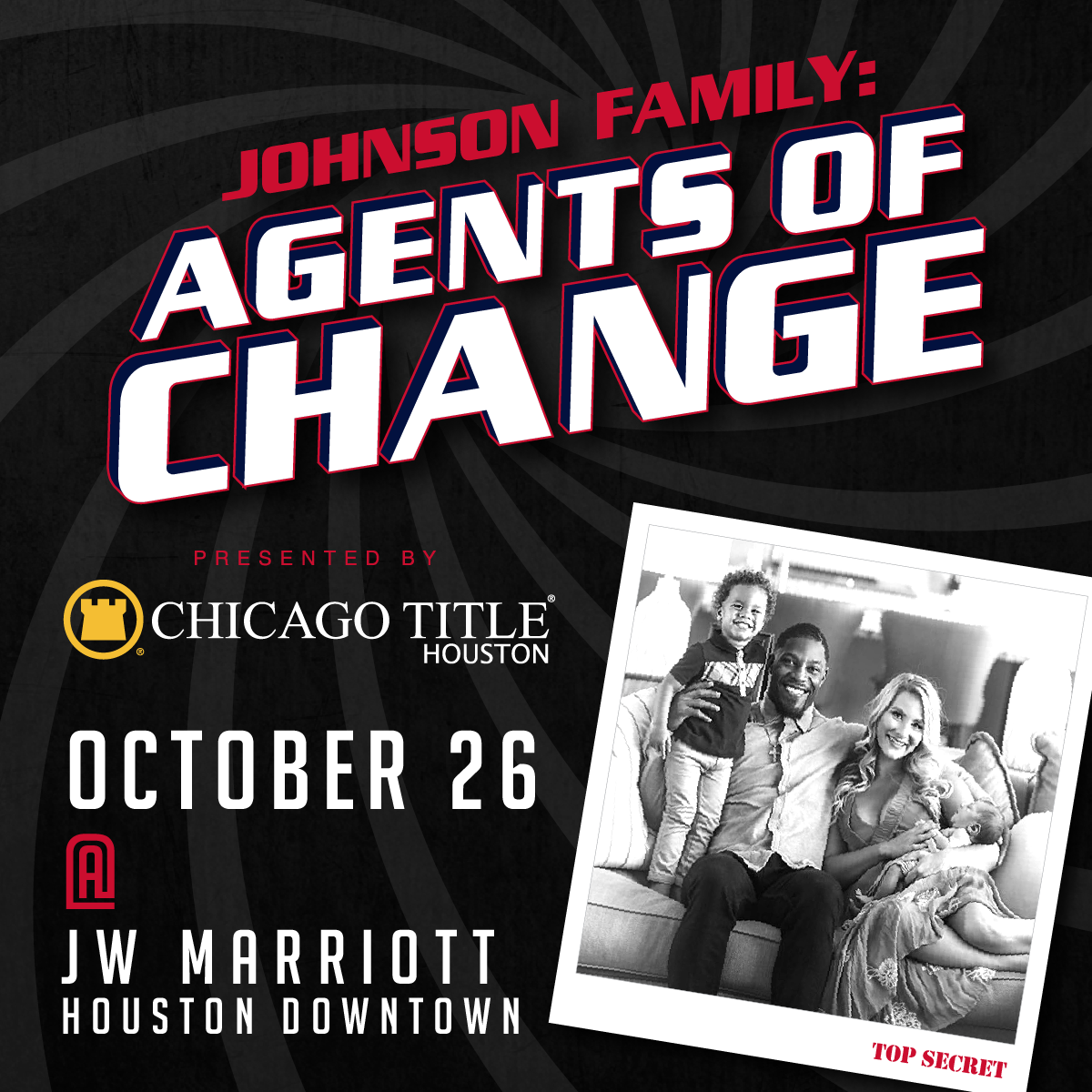 DaJohnson 10.26.2020 Agents of Change Social Graphic Invite