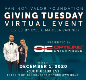Giving Tuesday Virtual Event